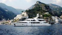 ROMANZA - Cruising In Amalfi